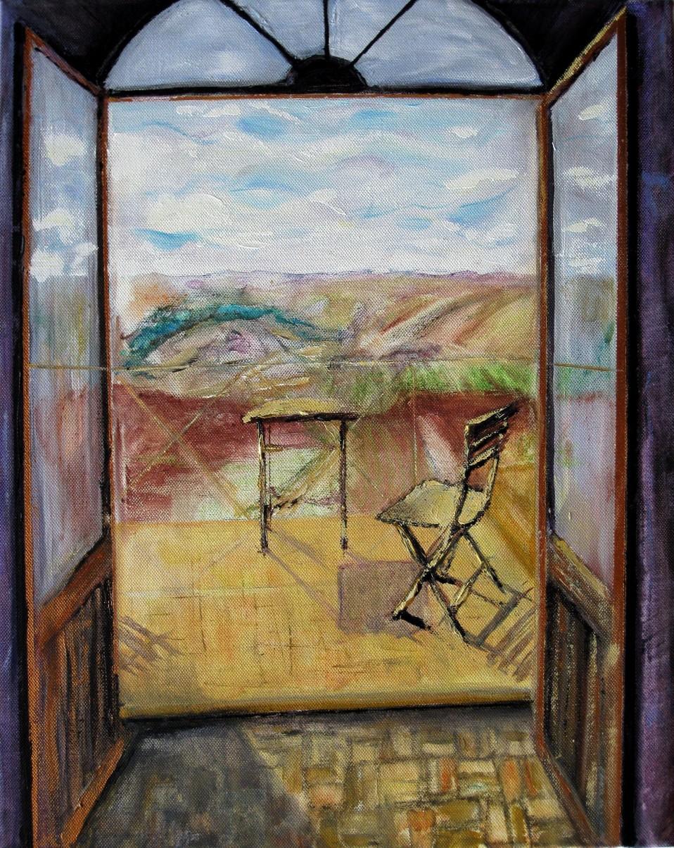 View From La Casa Grande