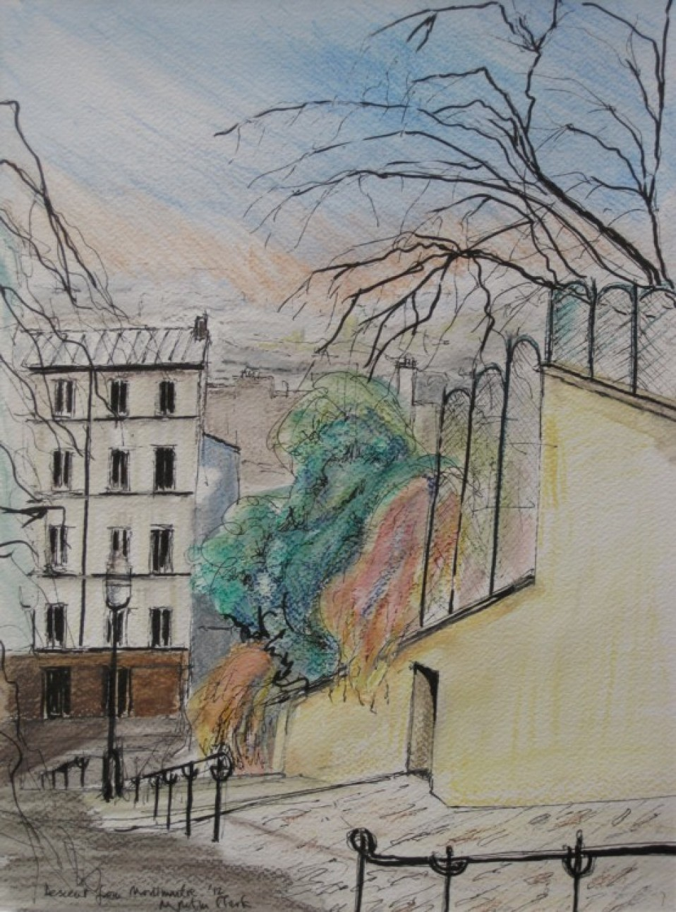 Descent From Montmartre