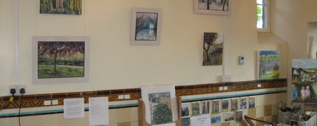 OPEN STUDIO RAISES FUNDS FOR CHILDREN'S HOSPICE