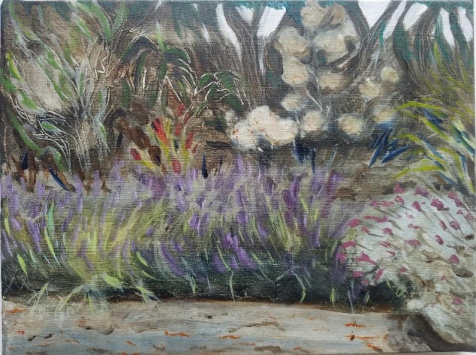 The Semi-tropical Garden